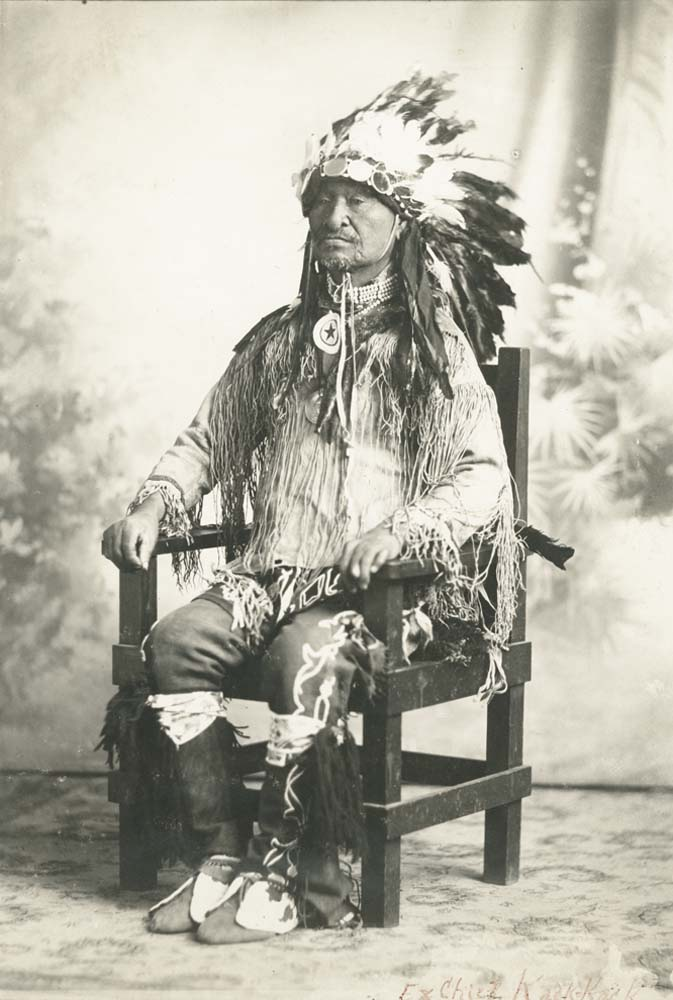 Old Photos - Potawatomi | www.American-Tribes.com